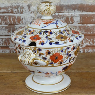 19th Century Old Japan Crown Derby Lidded Tureen Preview