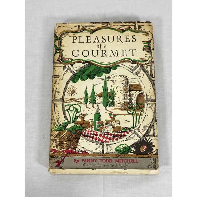 """1960s """"Pleasures of a Gourmet"""" Cookbook For Sale - Image 13 of 13"""