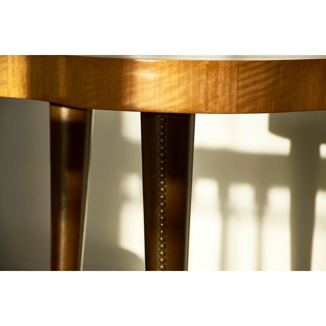 Herman Miller Gilbert Rohde Occasional Table, for Herman Miller, 1940's For Sale - Image 4 of 9