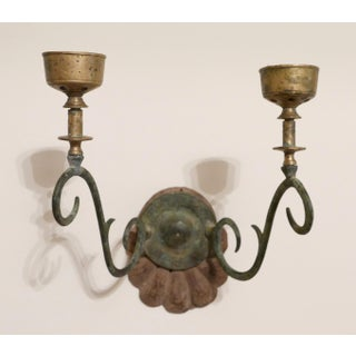 19th Century Antique Anglo-Indian Candle Sconces - A Pair Preview