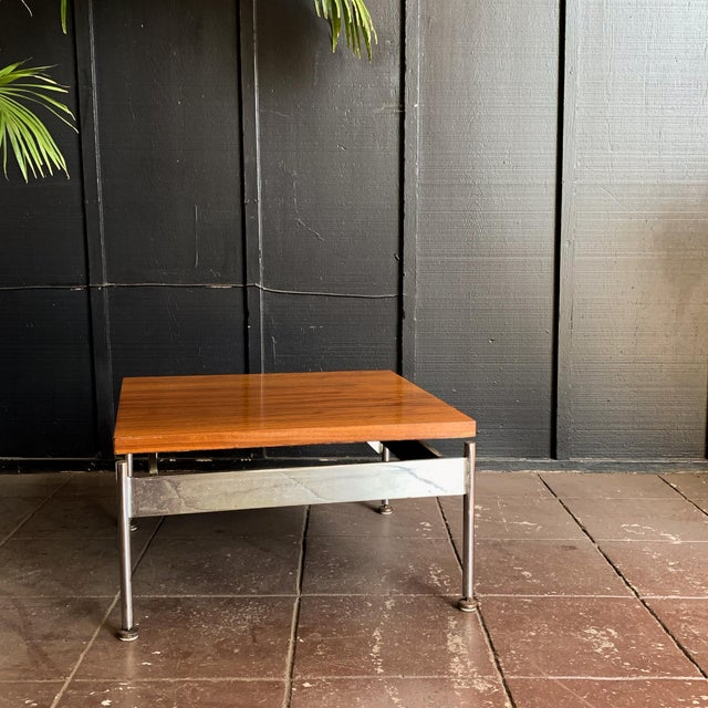 Mid-Century Modern Side Table For Sale In San Francisco - Image 6 of 6