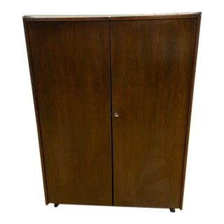 Mid Century Modern Modern Magic Box Compact Home Office Desk For Sale