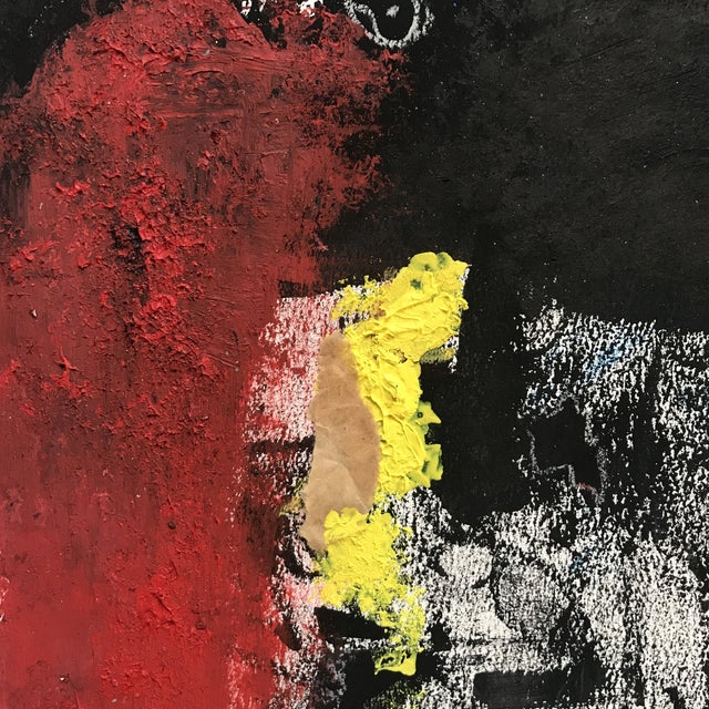 Abstract Walking Man Abstract Painting For Sale - Image 3 of 12