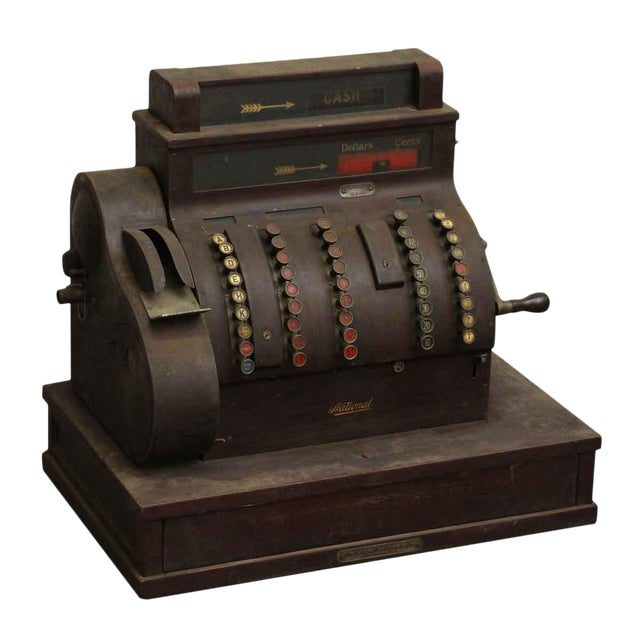 Cash Register by National - Image 1 of 10