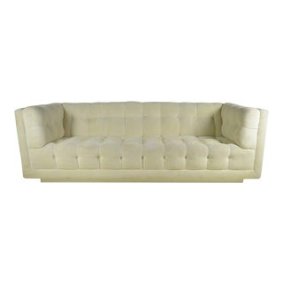Modern Chesterfield Sofa, circa 1970