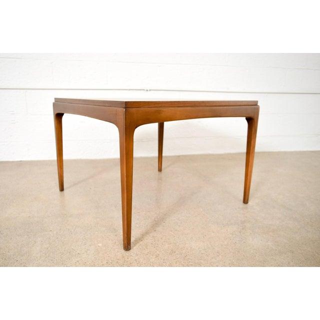 Mid-Century Modern Mid Century Lane Walnut Coffee Table For Sale - Image 3 of 10