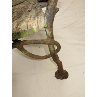French Garden Bench, 19th Century Preview