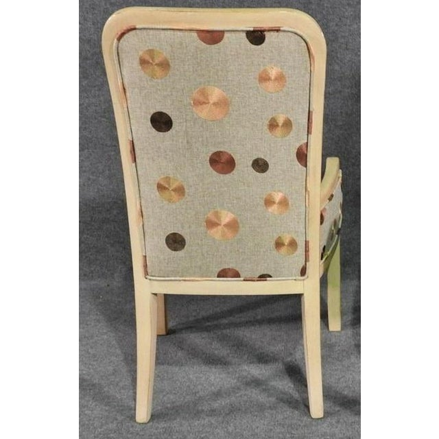 Modern Donghia Modern Designer Dining Chairs - a Set of 6 For Sale - Image 3 of 4