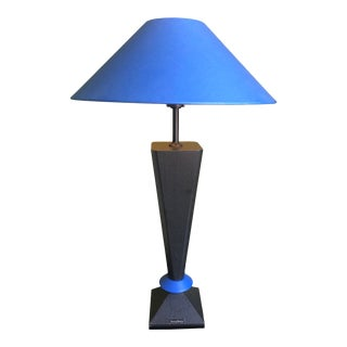 1980s Postmodern Table Lamp by Bony Design For Sale