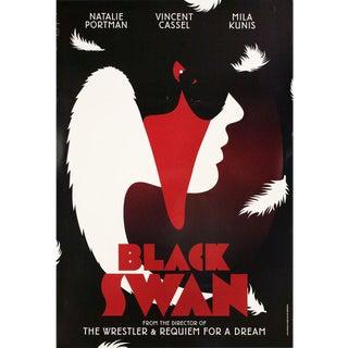 Black Swan 2010 British One Sheet Film Poster For Sale