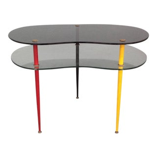 Smart Arlecchino table by Edoardo Paoli