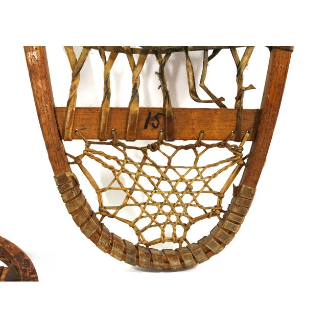 1900s Snowshoes - Image 8 of 8