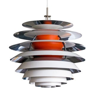 Poul Henningsen Kontrast Lamp, 1960s For Sale