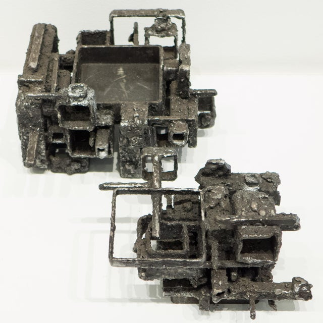 """James Bearden """"Dwelling Box"""" Sculpture For Sale - Image 9 of 10"""