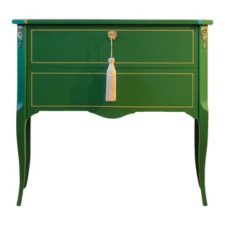 1940s Classic Gustavian Louis XV Style Chest