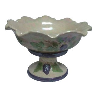 Americana Iridescent Fruit Bowl For Sale