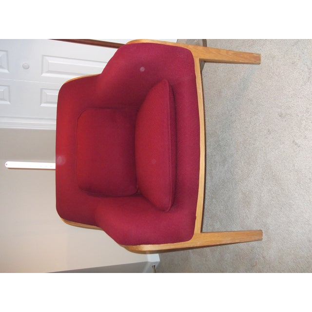 Mid-Century Modern Bill Stephens Knoll Lounge Chair For Sale - Image 3 of 10