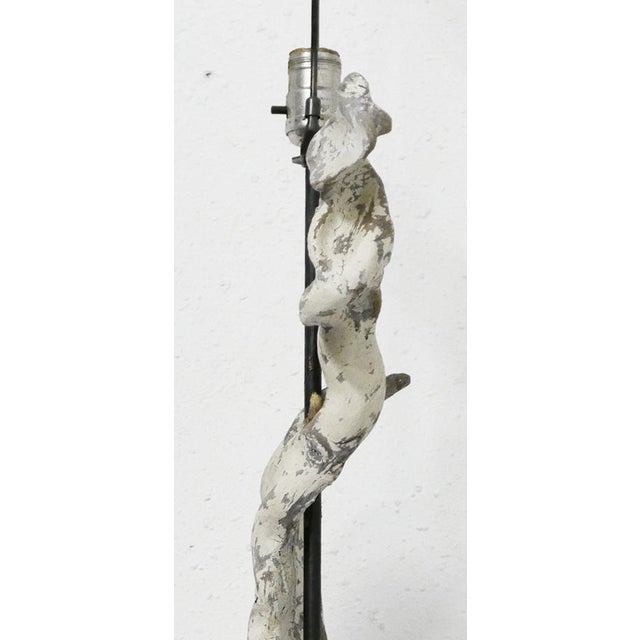 Driftwood Lamp For Sale In Palm Springs - Image 6 of 7