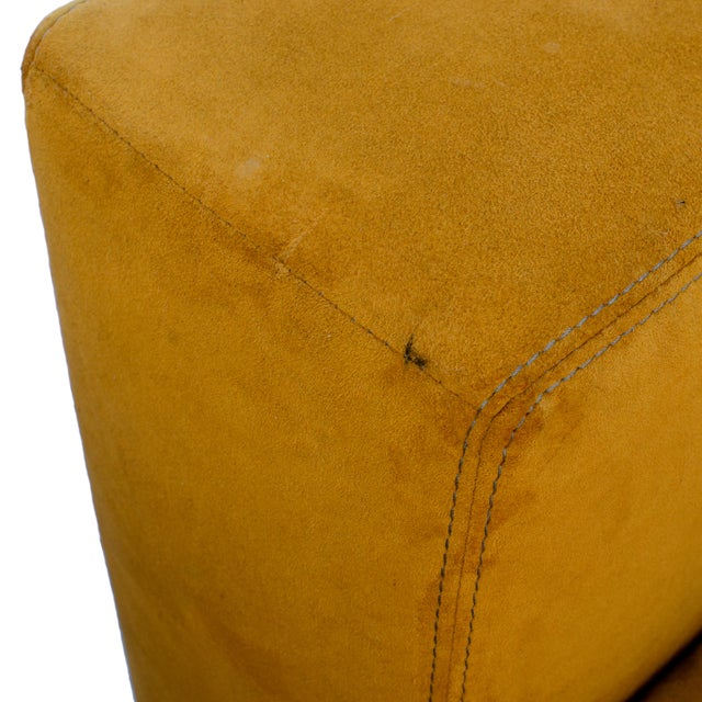 Animal Skin Jeffrey Bernett & Nicholas Dodziuk for Design Within Reach Armchairs - a Pair For Sale - Image 7 of 10