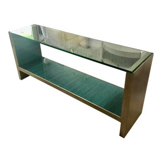 Caracole at Waters Edge Console For Sale