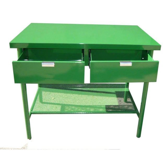 Customizable Docley Work Table - Image 2 of 7