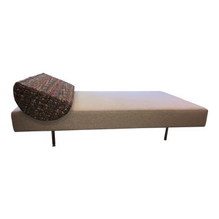 Modern Custom Grey Daybed For Sale