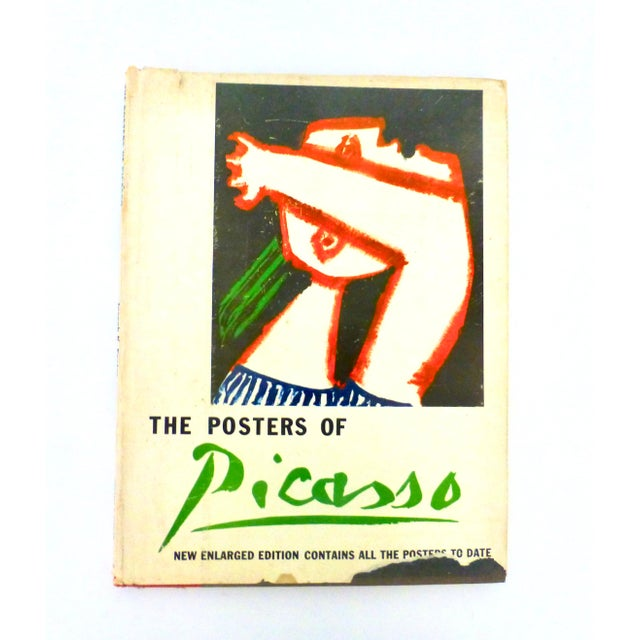 1964 Book, The Posters of Picasso, Illustrated For Sale - Image 13 of 13