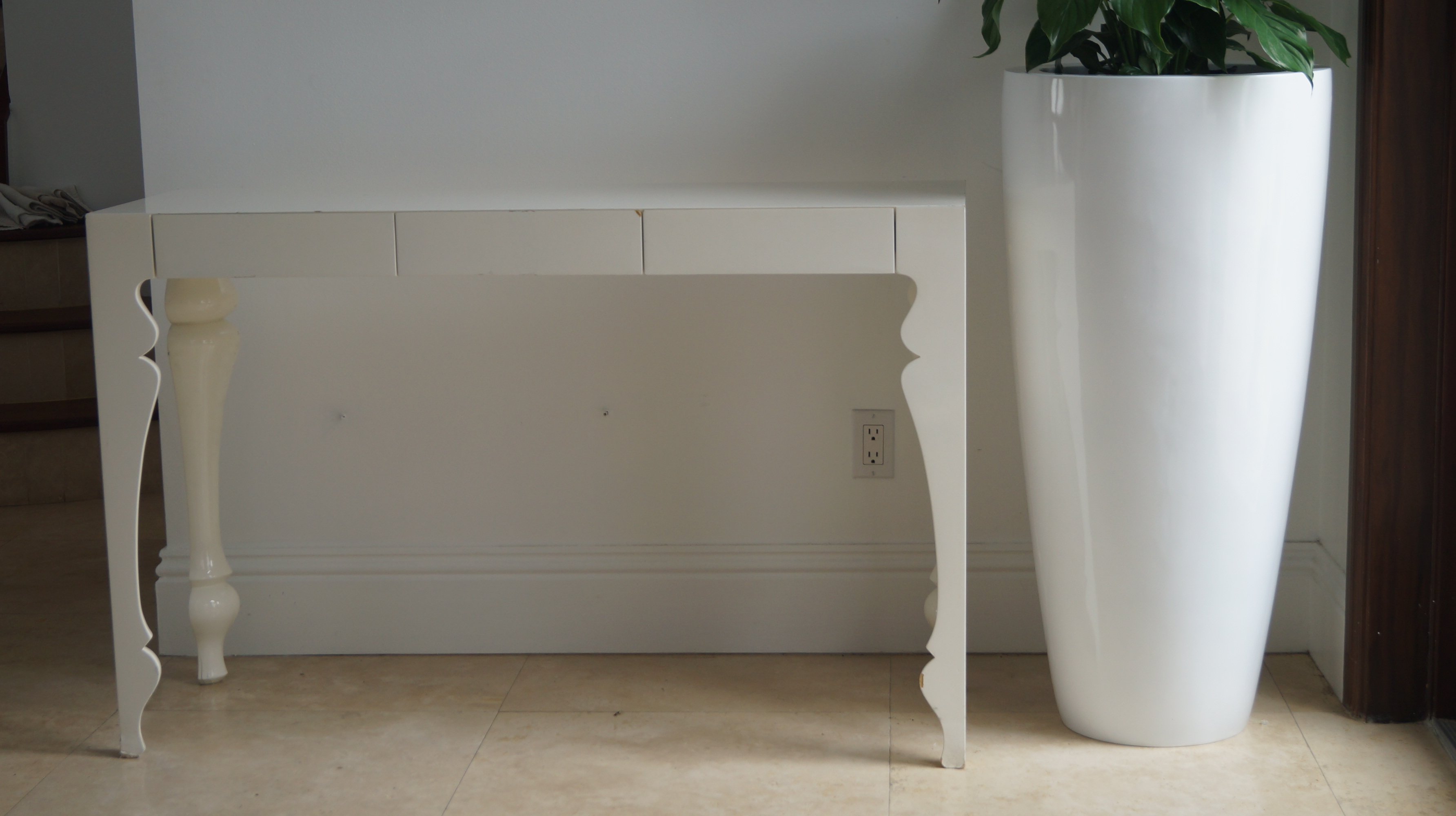 Award Winning John Reeves Design Console Table. A Rare And Unique Console  Table. The
