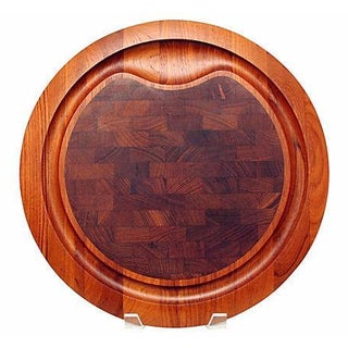 Jens Quistgaard for Dansk Teak Cheese Board