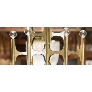 GAETANO SCIOLARI FOR LIGHTOLIER 24 LIGHT CHANDELIER Preview