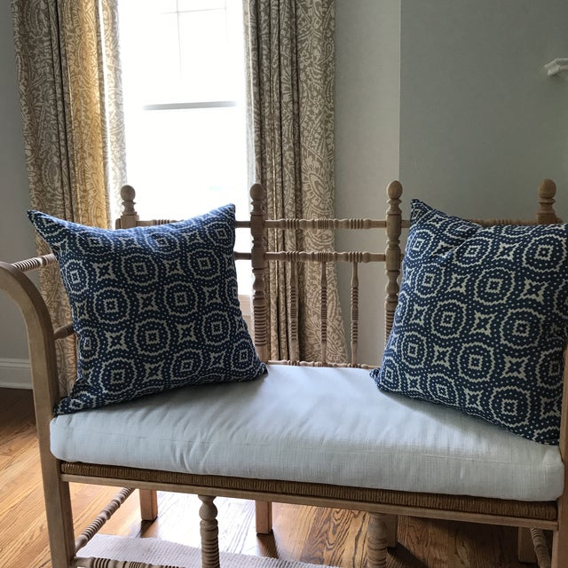 Raoul Textiles Linen Pillows - A Pair - Image 3 of 8
