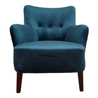 1970s Vintage Danish Designed Armchair For Sale