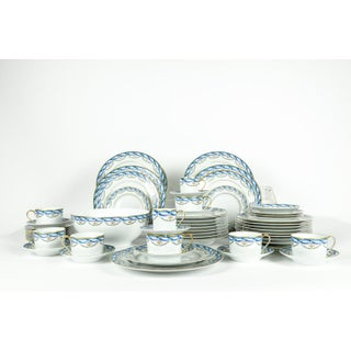 Limoges Made for Tiffany Dinner Set - Set of 42 Preview