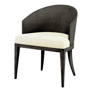 Century Furniture Tybee Chair, Mink Grey For Sale