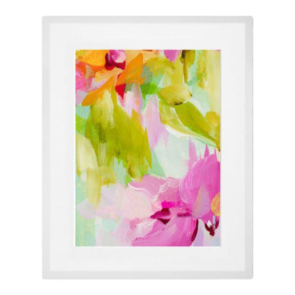 Spring Rain 4 Print by Susan Pepe For Sale
