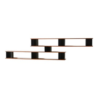 """Nuage"" Wall Shelf by Charlotte Perriand For Sale"