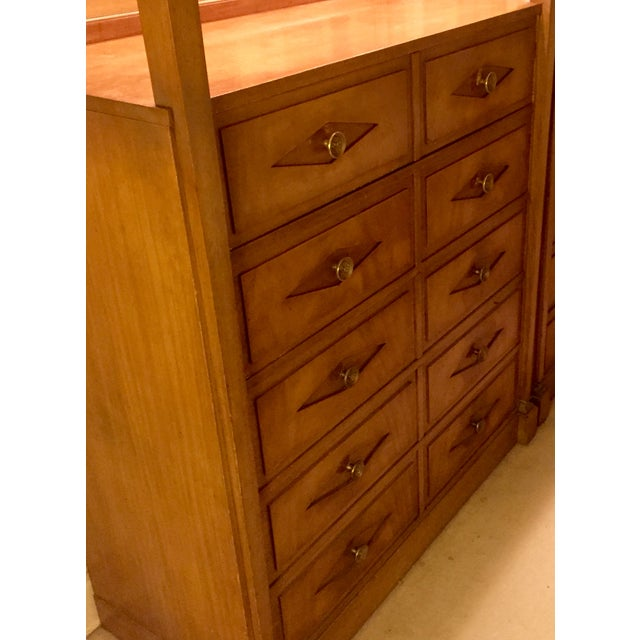 Hollywood Regency Style Dresser by Grosfeld House - Image 9 of 10