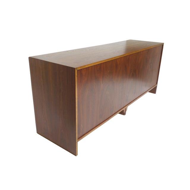 1950s T.H. Robsjohn-Gibbings Mahogany Dresser - Image 4 of 10
