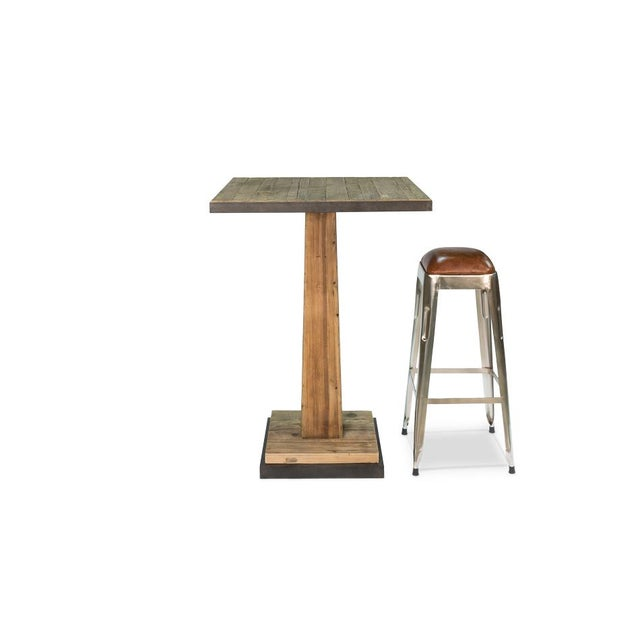 Sarried Ltd Patrick Bar Table For Sale - Image 5 of 6