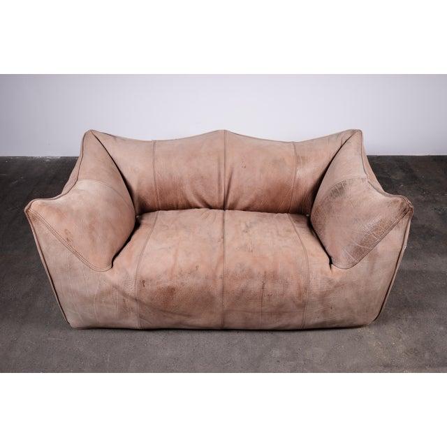 "Beautiful two-seat ""Le Bambole"" sofa designed by Mario Bellini for B&B Italia. An icon of Mid-Century Modern Italian..."