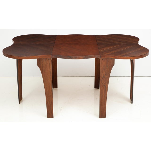 Henry Glass Cylindra Dining Set For Sale In New York - Image 6 of 13
