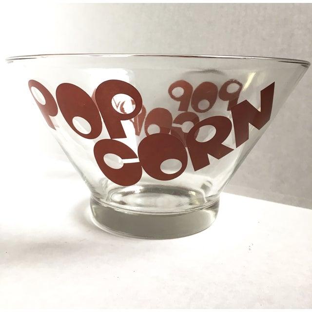 Mid-Century Popcorn Bowl - Image 2 of 4