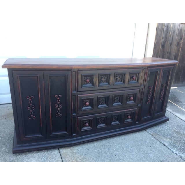 American of Martinsville Credenza - Image 2 of 9