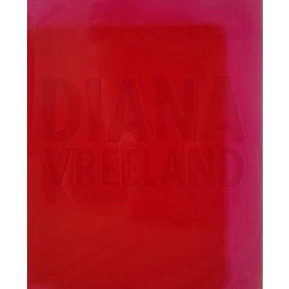 Diana Vreeland by Eleanor Dwight
