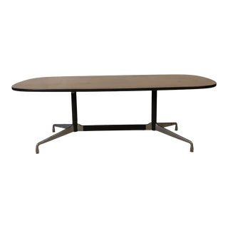 Herman Miller Aluminum Group Conference Table by Charles Eames For Sale