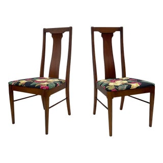 Mid-Century Broyhill Dining Chairs- Set of Four For Sale