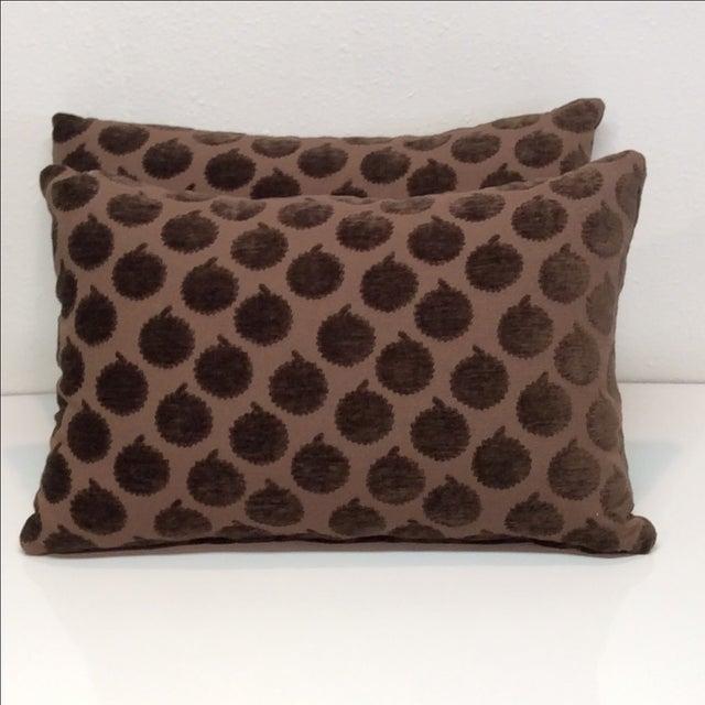 John Robshaw Pillows - Pair - Image 5 of 5