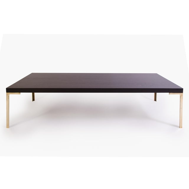 A stunning creation by Montage, the Astor cocktail table. This piece was designed with the Mid-Century in mind embodying...