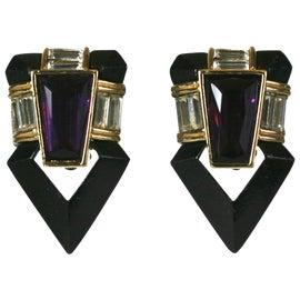 Image of Art Deco Earrings