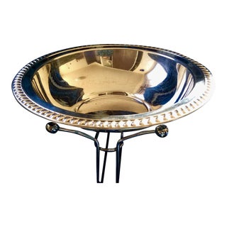 Silver Plated Sauce Bowl